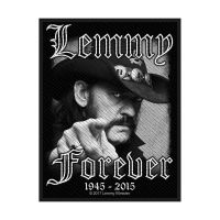 Motorhead Lemmy Forever Patch