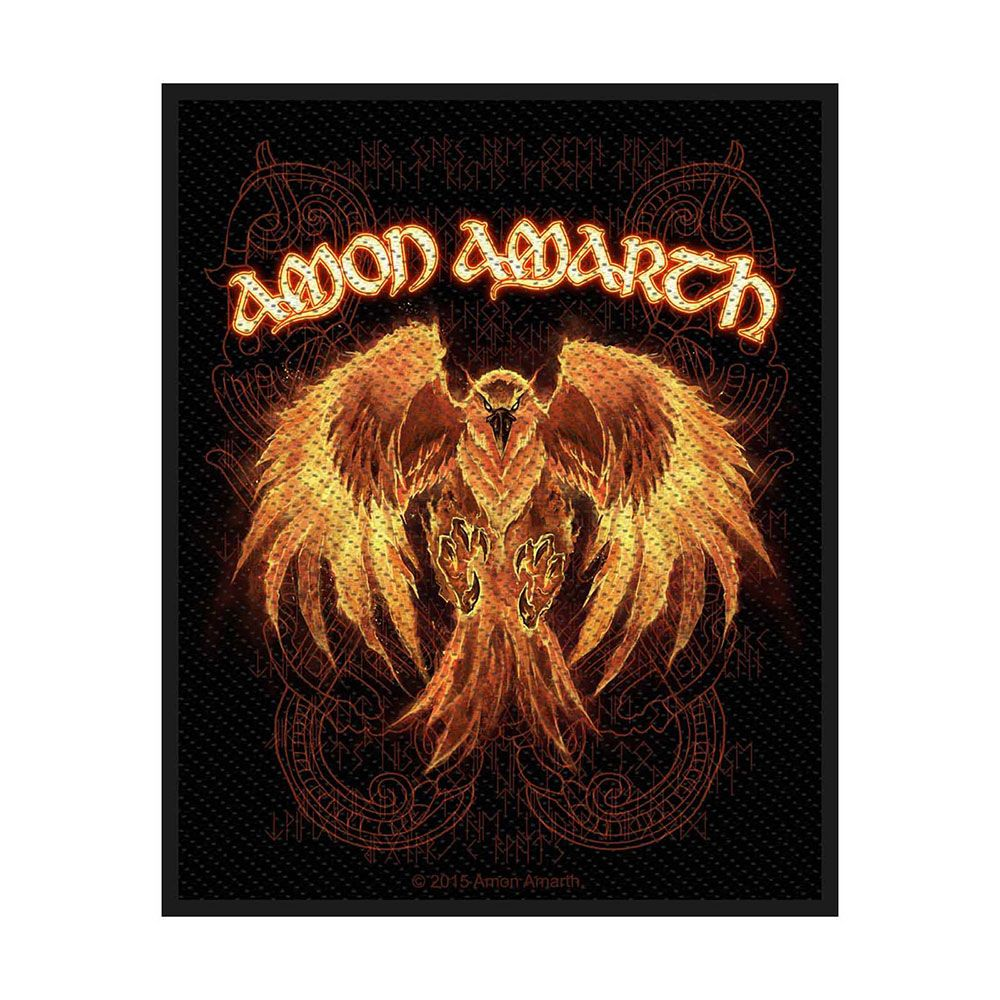 Amon Amarth Phoenix Patch