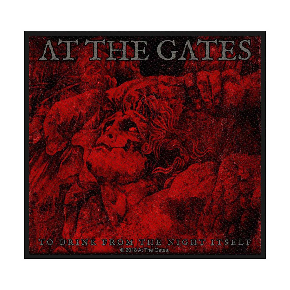 At The Gates To Drink From The Night Itself Patch
