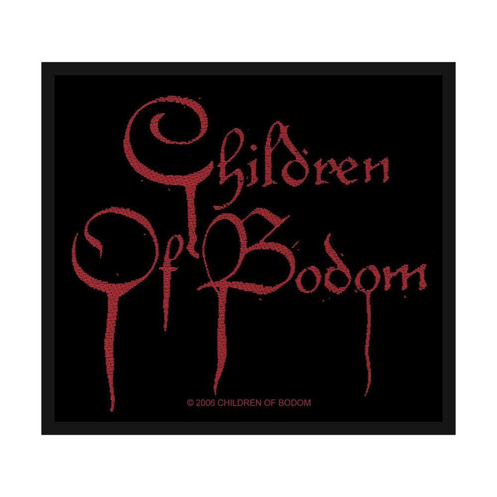 Children Of Bodom Blood Logo Patch