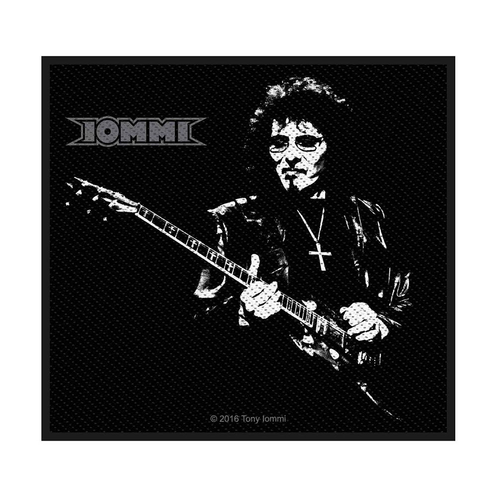 Tony Iommi Iommi Vintage Patch
