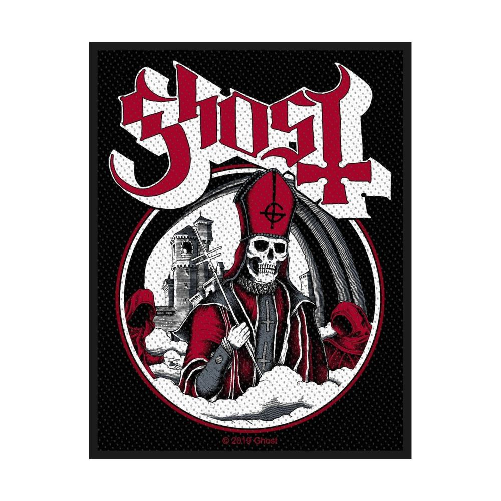 Ghost Secular Haze Patch