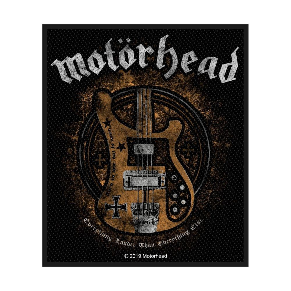 Motorhead Lemmys Bass Patch