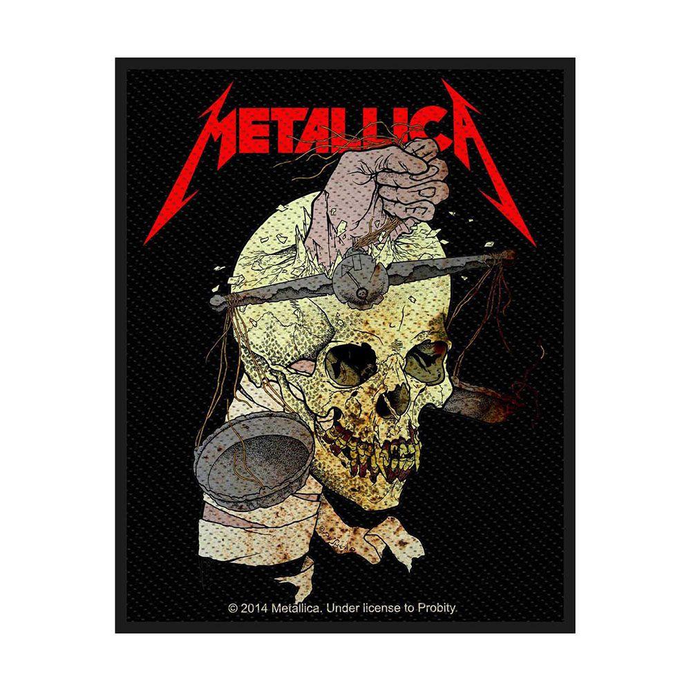 Metallica Harvester Of Sorrow Patch