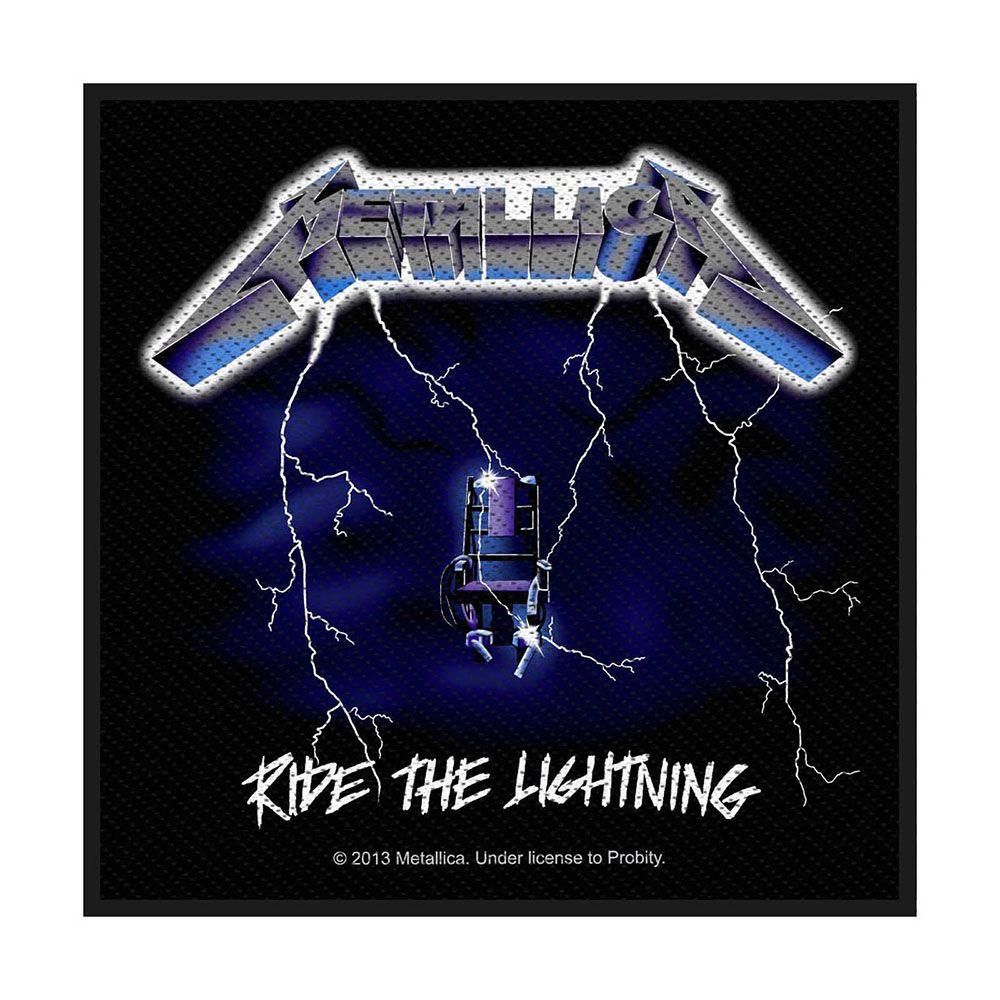 Metallica Ride The Lightning Patch