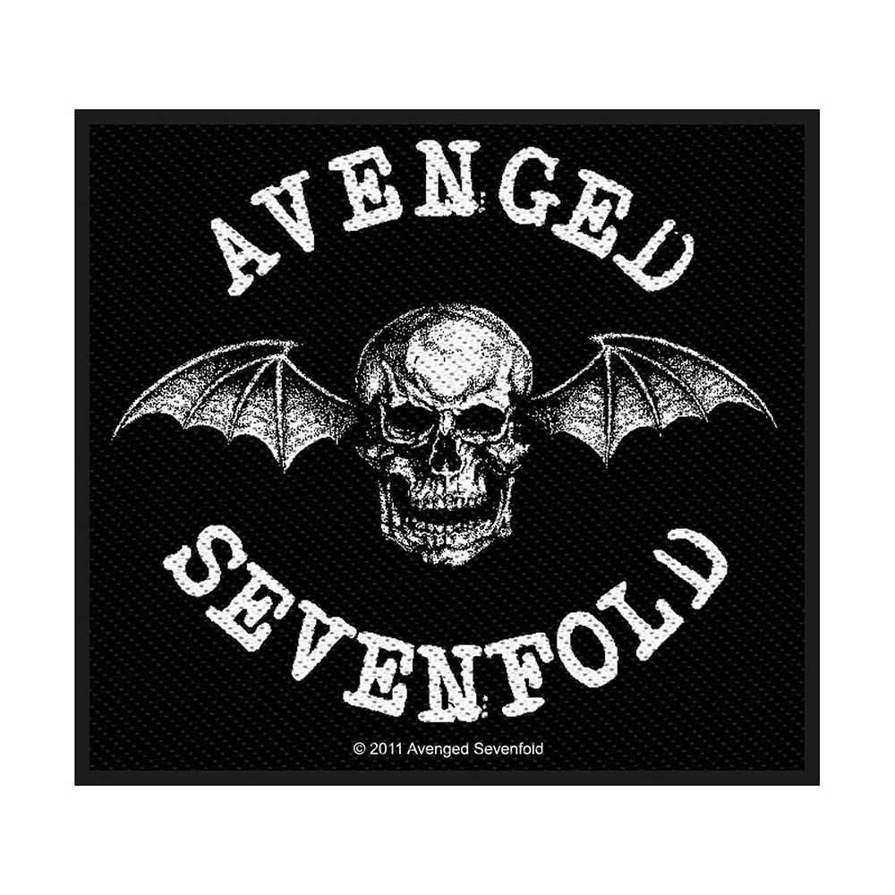 Avenged Sevenfold Death Bat Patch