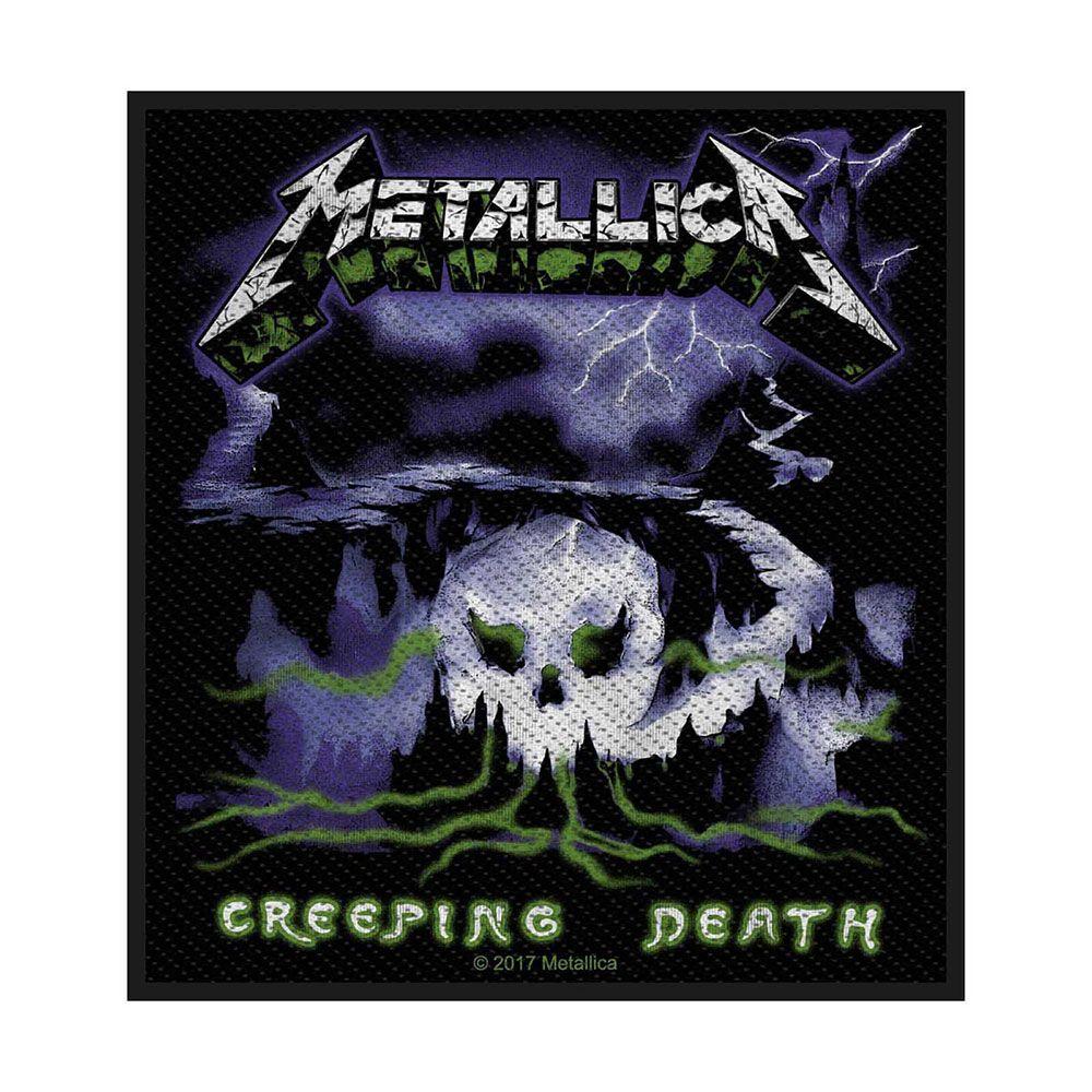 Metallica Creeping Death Patch