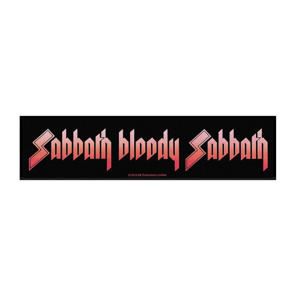 Black Sabbath Sabbath Bloody Sabbath Patch