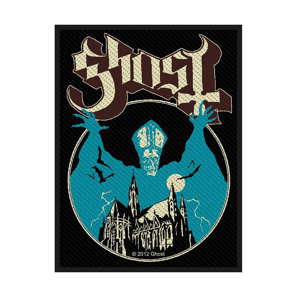 Ghost Eponymous Patch