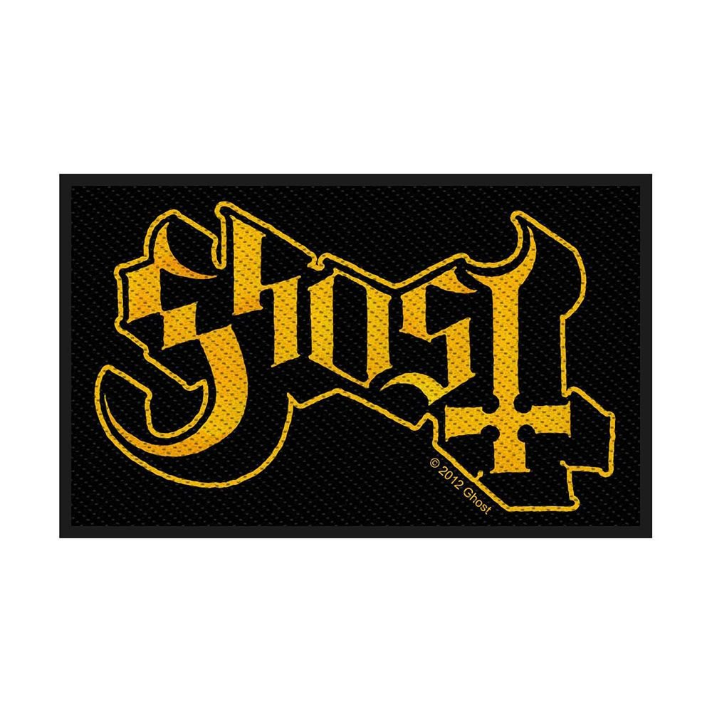 Ghost Logo Patch