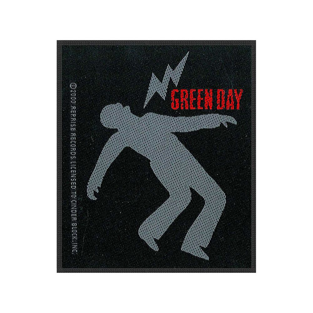 Green Day Shock Patch