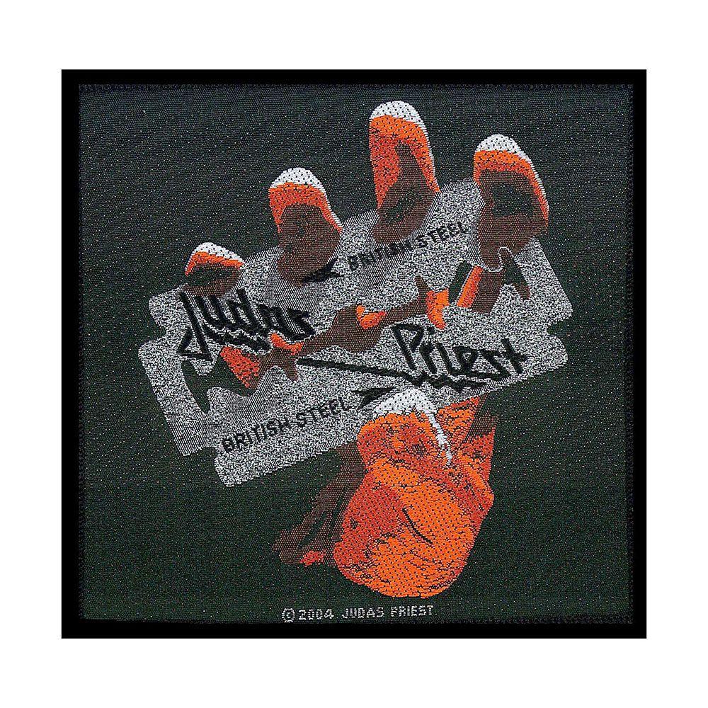 Judas Priest British Steel Patch