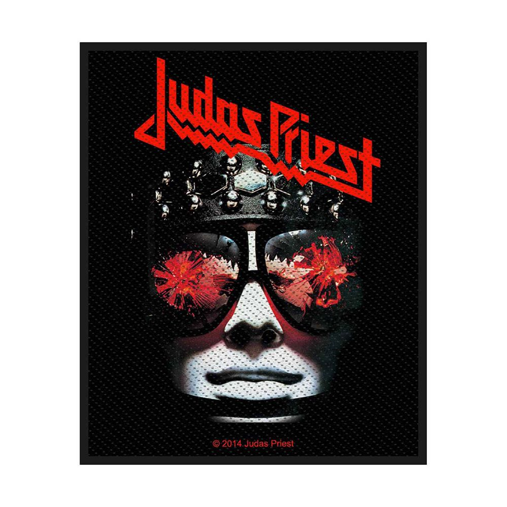 Judas Priest Hellbent For Leather Patch