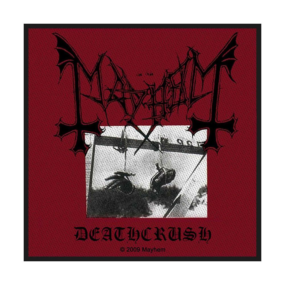 Mayhem Deathcrush Patch