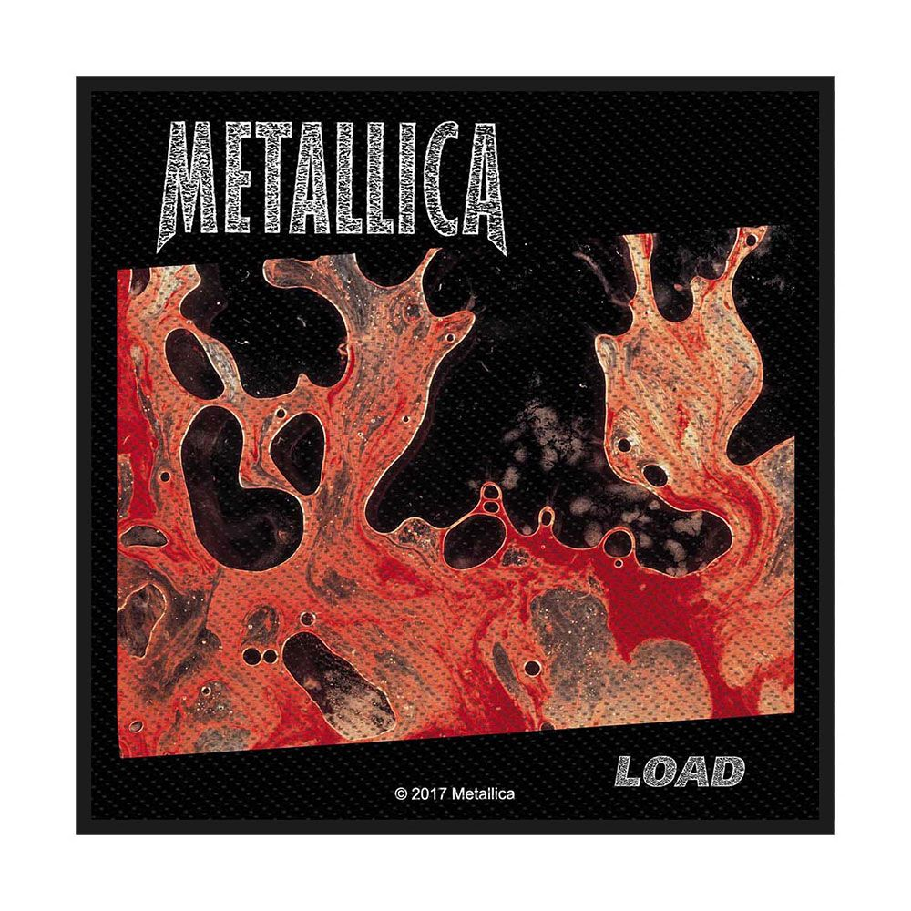 Metallica Load Patch