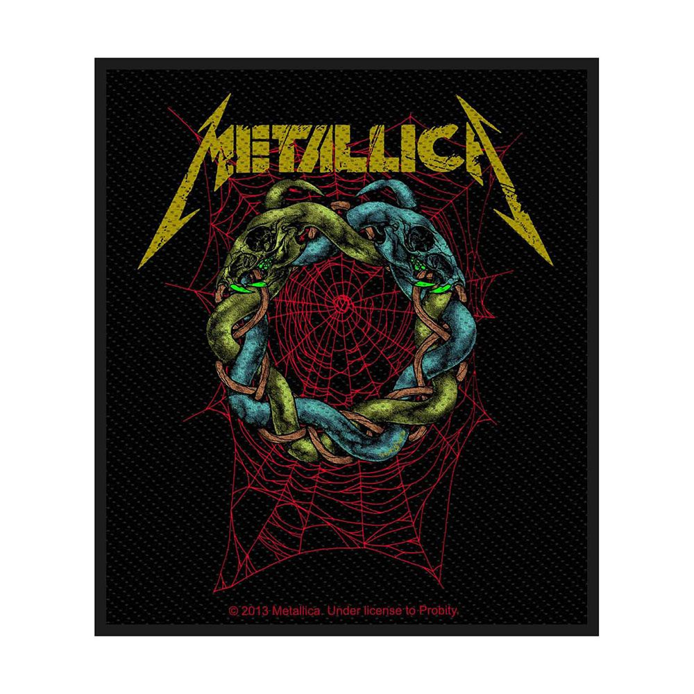 Metallica Tangled Web Patch