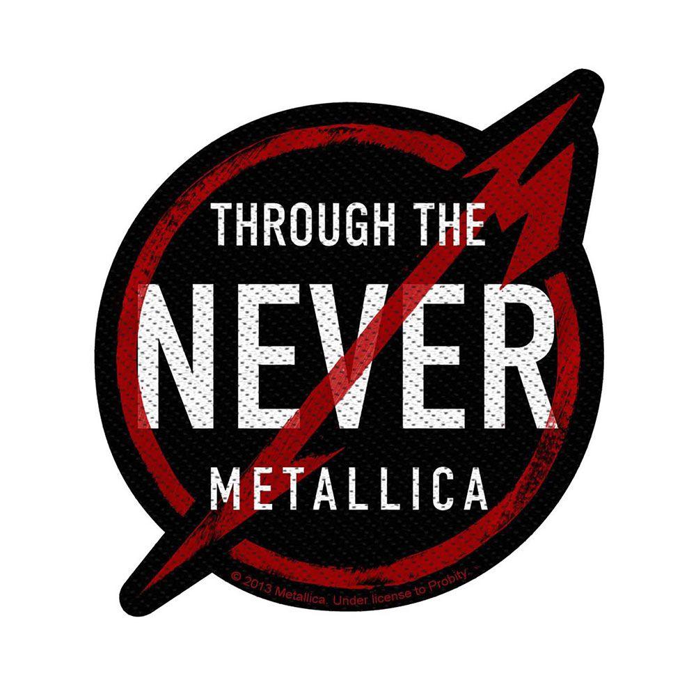 Metallica Through The Never Patch