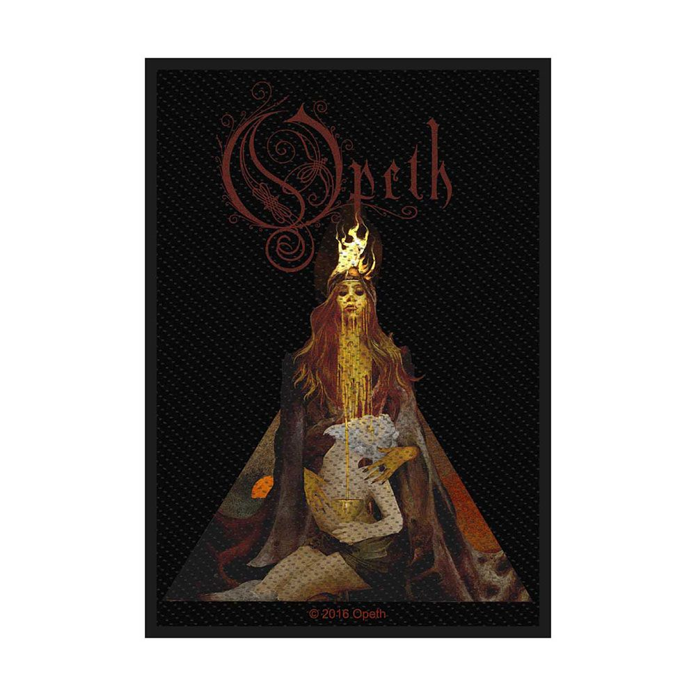 Opeth Sorceress Patch