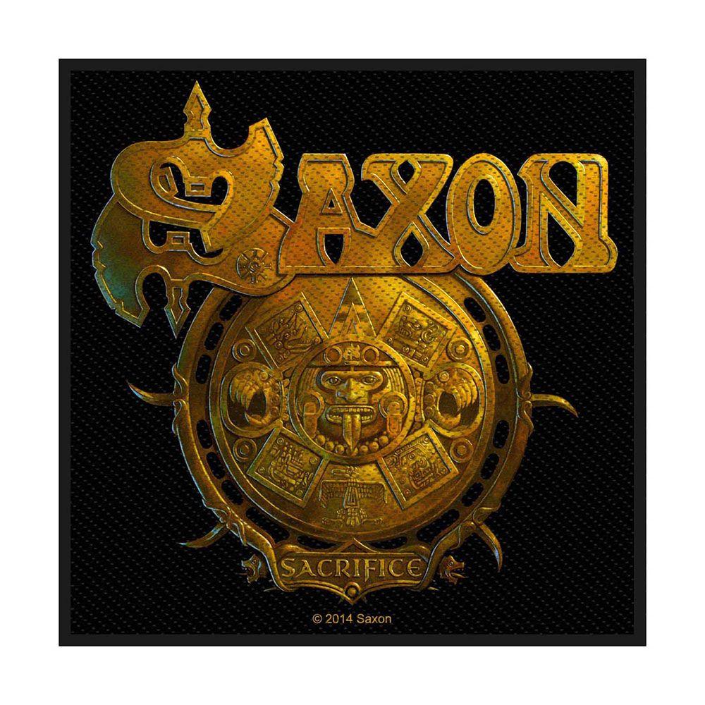 Saxon Sacrifice Patch