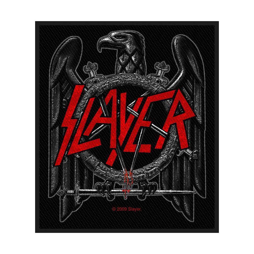 Slayer Black Eagle Patch