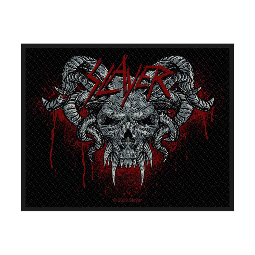 Slayer Demonic Patch