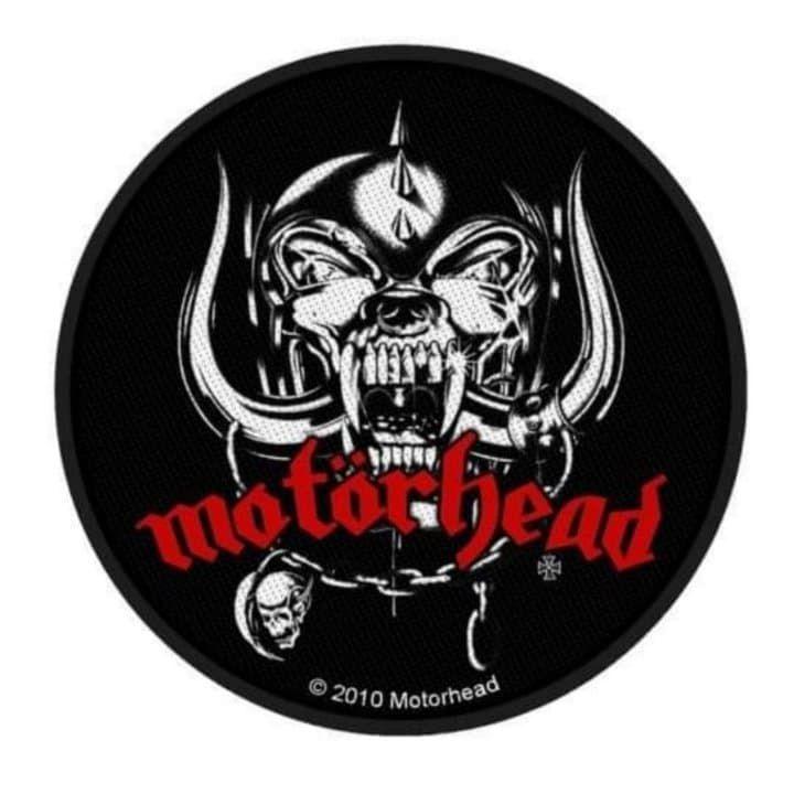 Motorhead War Pig Patch