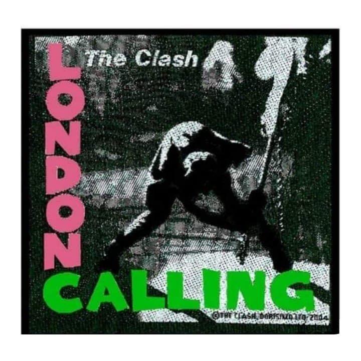 Clash London Calling Patch