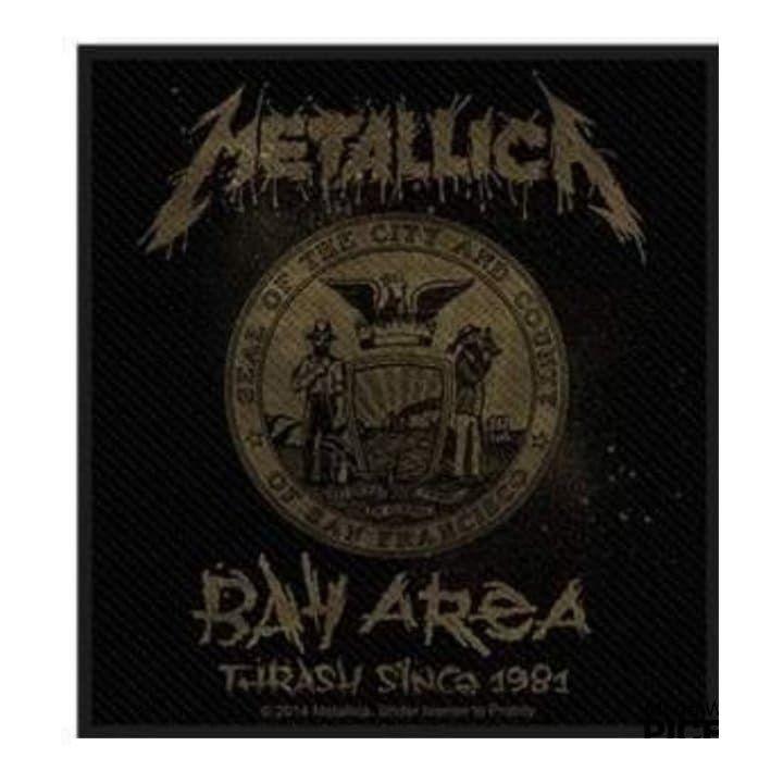 Metallica Bay Area Trash Patch