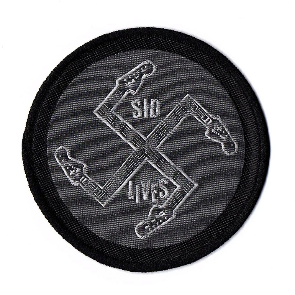 Sex Pistols Sid Lives Patch