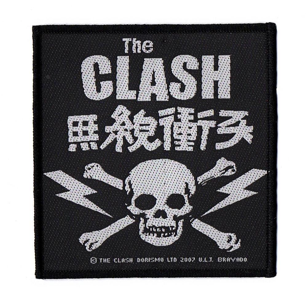 Clash Skull Logo Patch