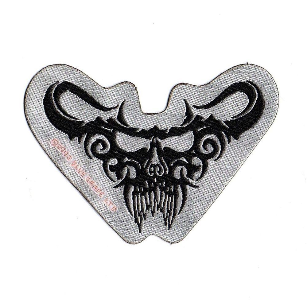 Danzig Tribal Skull Patch