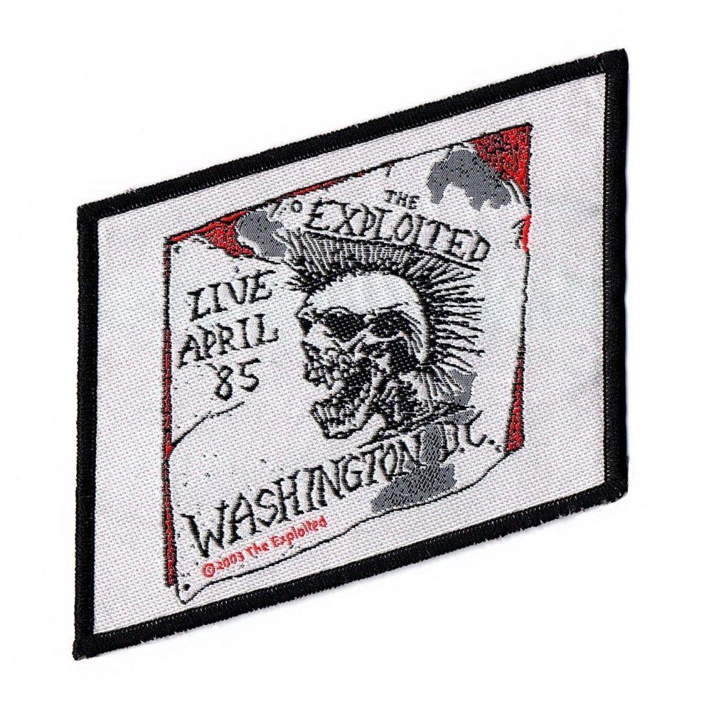 Exploited Washington Patch