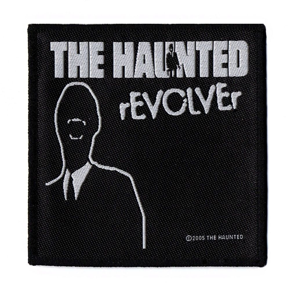 Haunted Revolver Patch