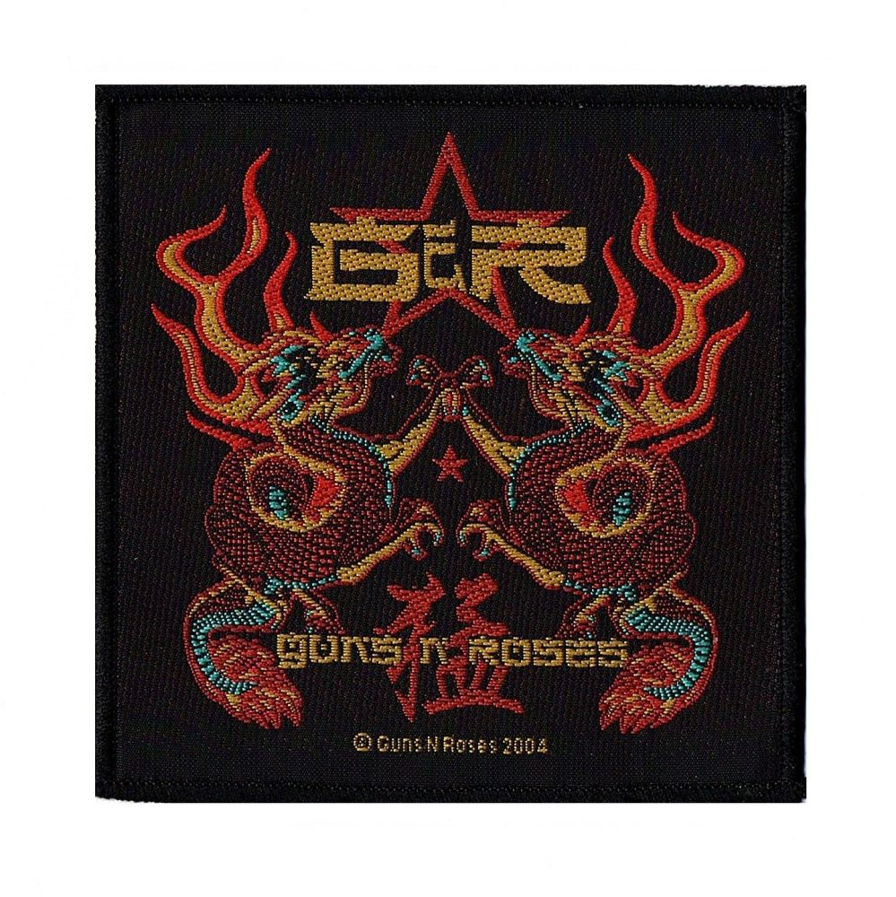 Guns N Roses Chinese Democracy Patch
