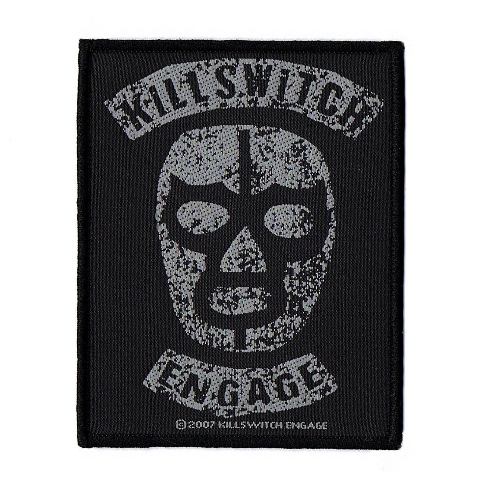 Killswitch Engage Luche Libre Patch