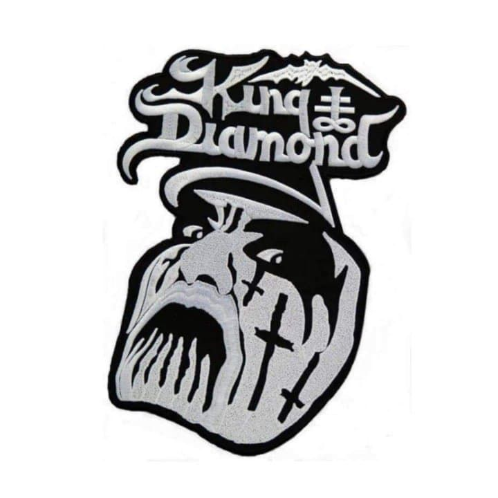 King Diamond XL Patch