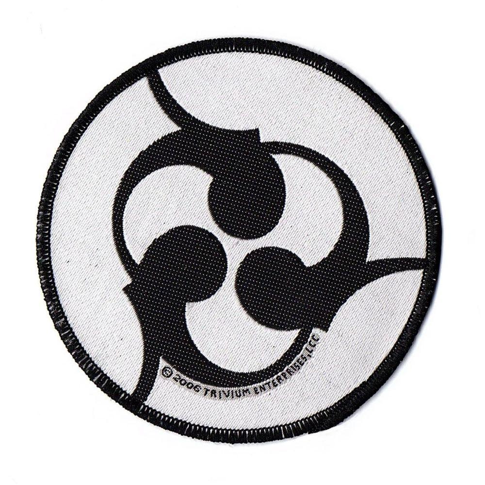Trivium Symbol Patch