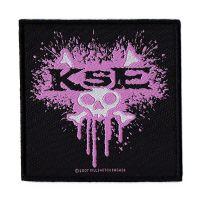 Killswitch Engage KSE Skull Splatter Patch