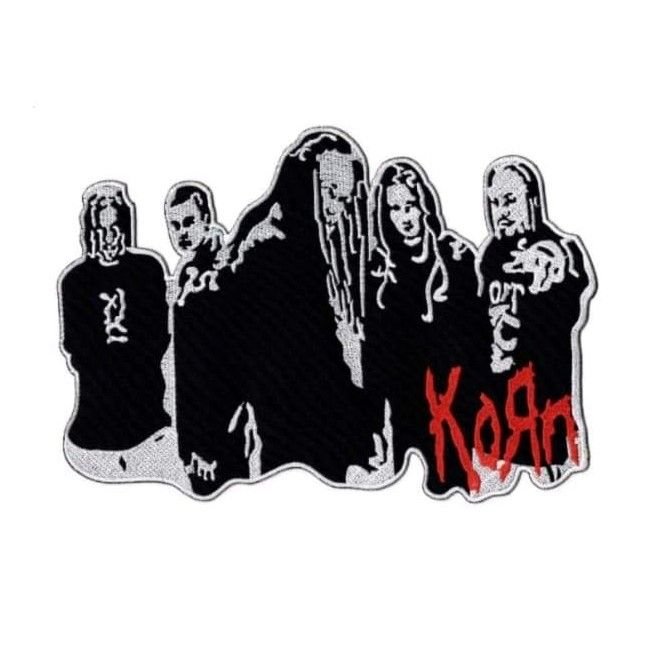 Korn Band XL Patch