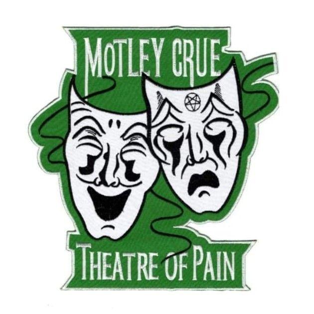 Motley Crue Theatre Of Pain XL Patch