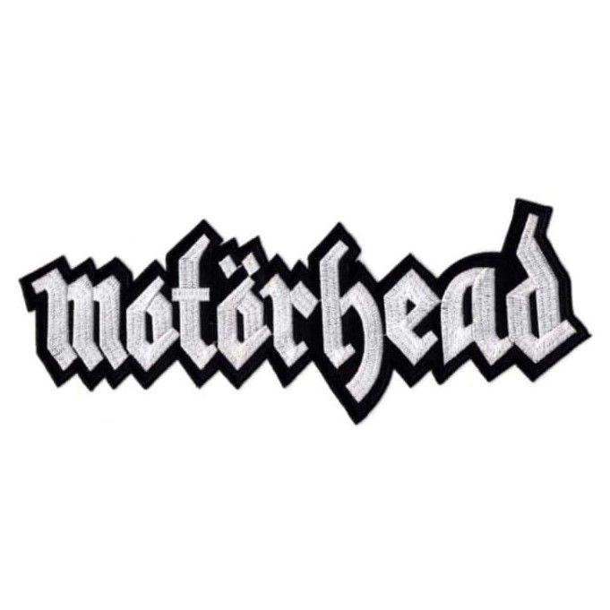 Motorhead Logo XL Patch