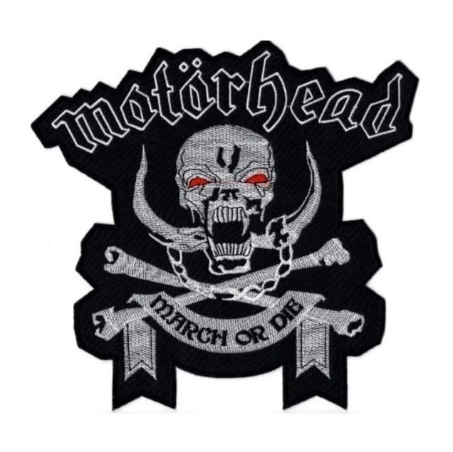 Motorhead March Or Die XL Patch
