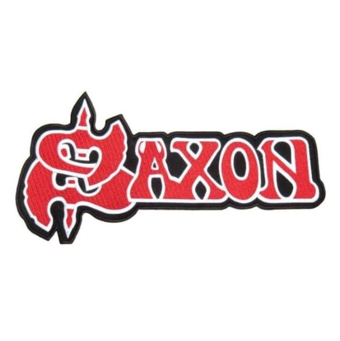 Saxon Logo XL Patch