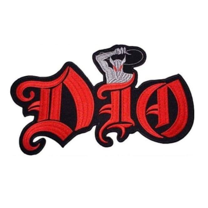 Dio XL Logo Patch