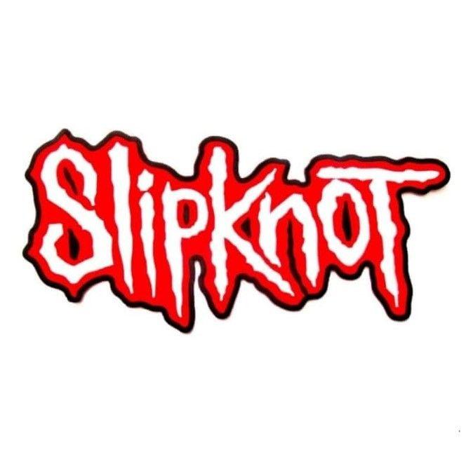 Slipknot Logo XL Patch