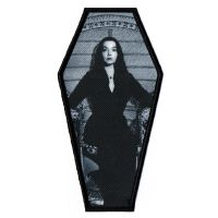 Addams Family Morticia Addams Coffin Patch