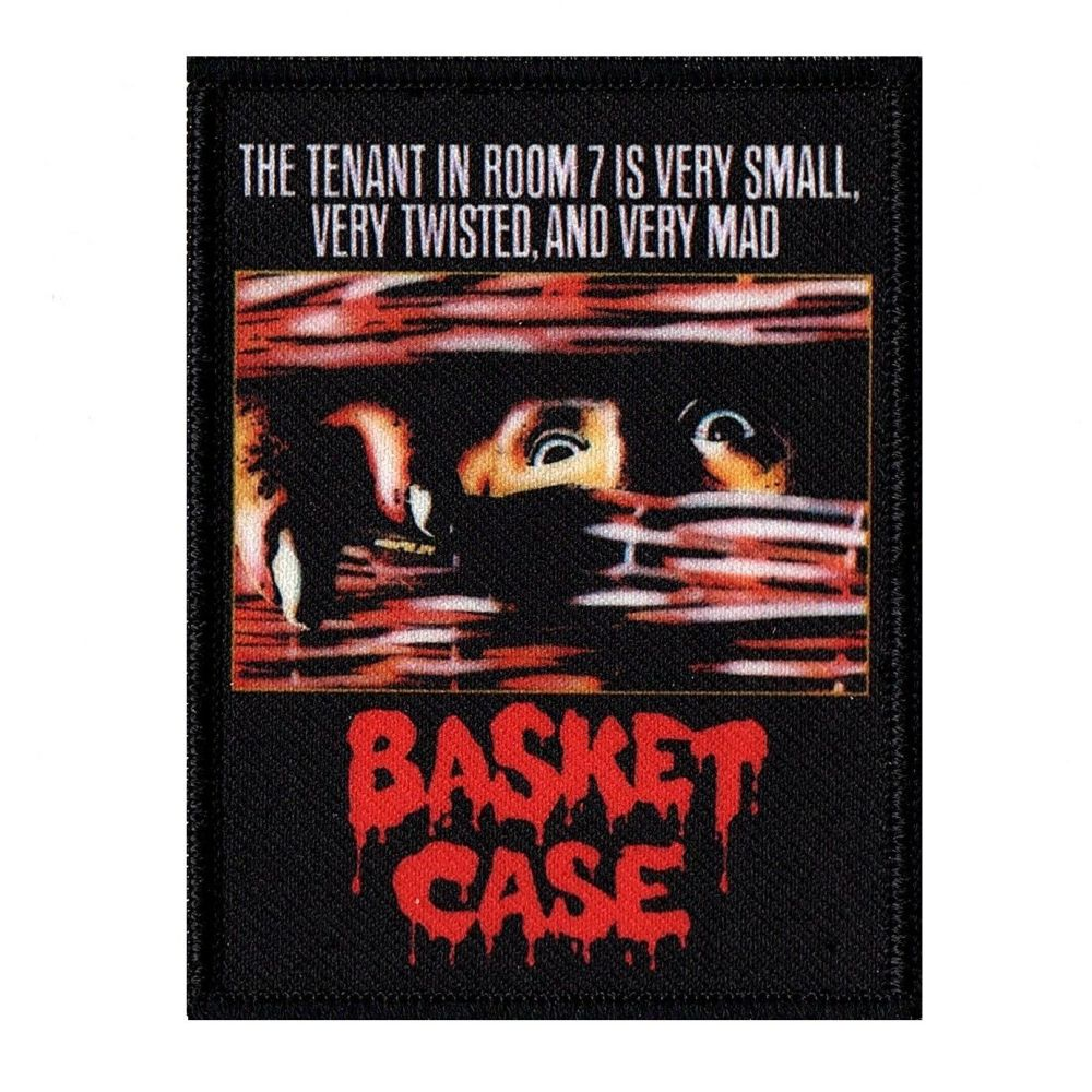 Basket Case Patch