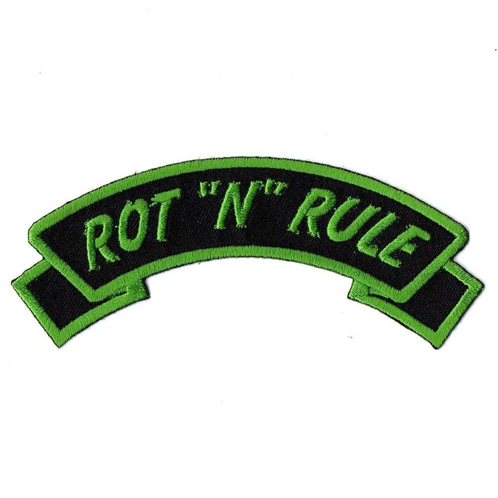Kreepsville 666 Arch Rot N Rule Patch