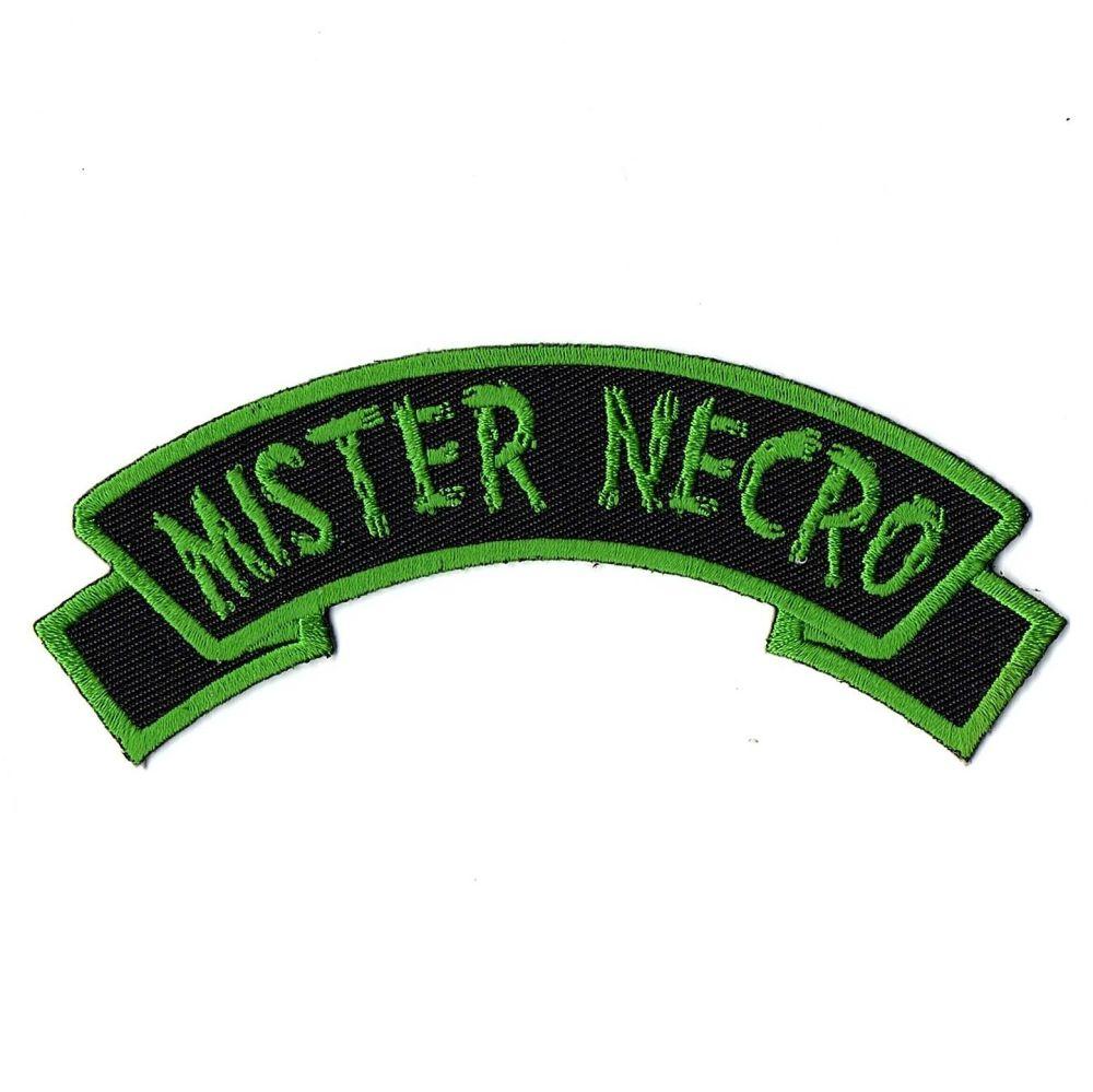 Kreepsville 666 Arch Mister Necro Patch