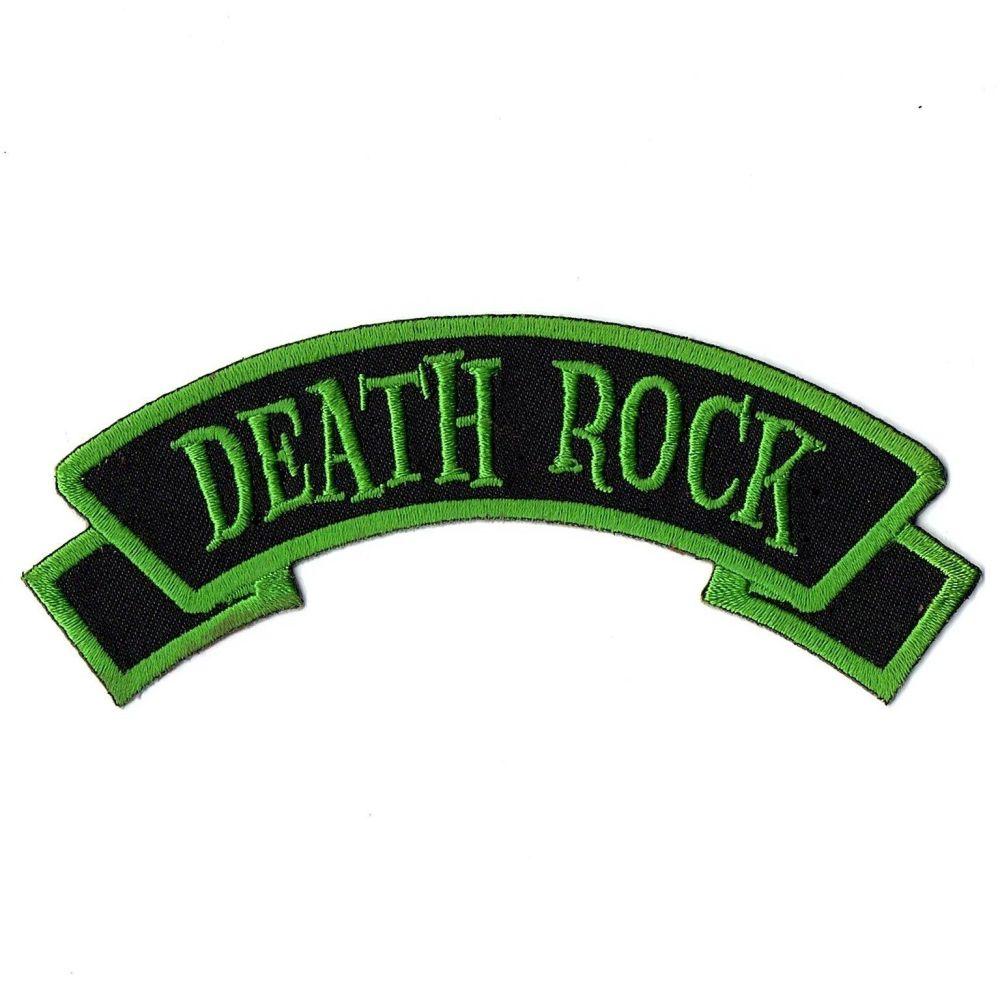 Kreepsville 666 Arch Death Rock Patch